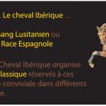 MCI - Masters du Cheval Ibérique - Circuit IDF Ile de France - Concours de dressage